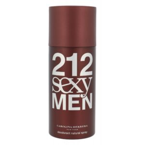 Carolina Herrera 212 Sexy Men (Deodorant, meestele, 150ml) 1/1