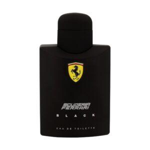 Ferrari Scuderia Ferrari Black (Tualettvesi, meestele, 125ml) 1/1