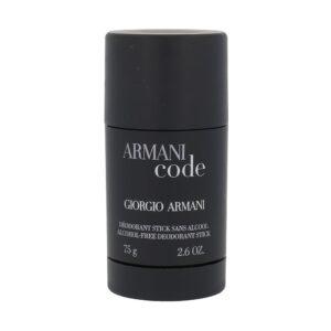 Giorgio Armani Code (Deodorant, meestele, 75ml) 1/1